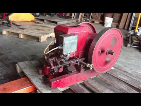 CT1 Stover Economy engine throttle governed