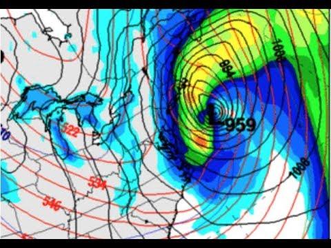 GSM Update 1/3/18 - Florida Freeze - Northeast Bombogenesis - UK Fireball - Science