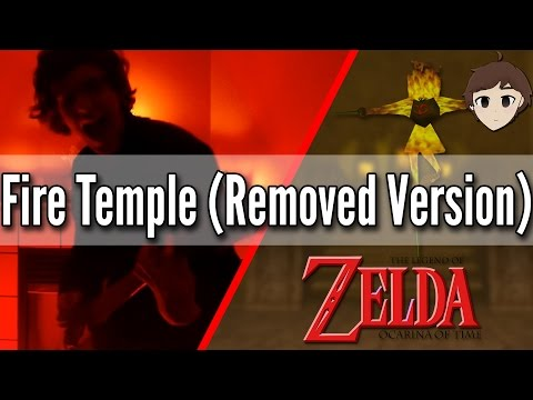 Fire Temple (Removed Version) - LoZ: Ocarina of Time || Metal Cover
