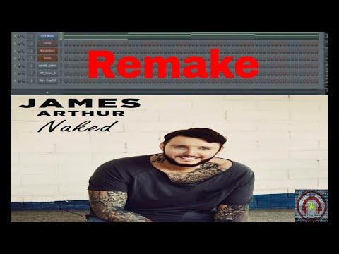 James Arthur Naked Remake