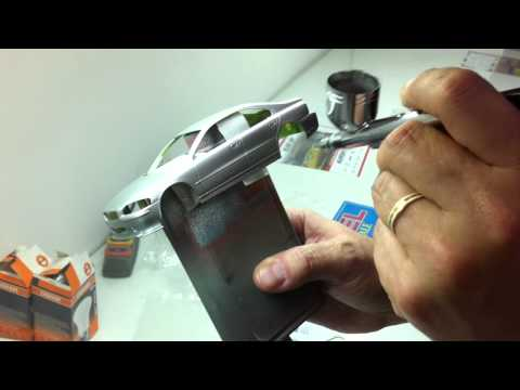 Video Tutorial – Pintura personalizada Slot Car – Parte 3