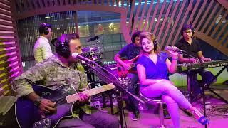Modhu Khoi Khoi live performance By Mitua Hema