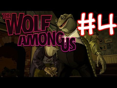 The Wolf Among Us - Episodio 1 - Parte 4 - Mr. Toad in pericolo!