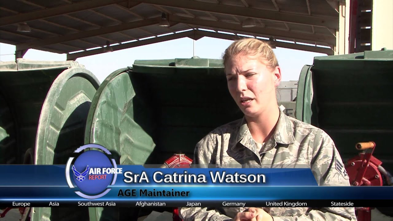 Air Force Report: The Importance of AGE - Aerospace Ground ...