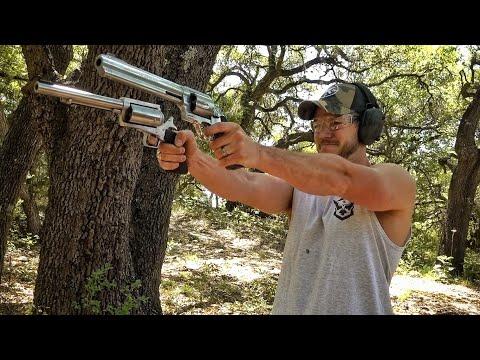 Gigantic Revolver... Bigger Than the 500 MAGNUM!!!!