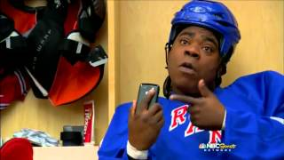Tracy Morgan spoofs Flyers/Rangers 24/7. 6/20/12