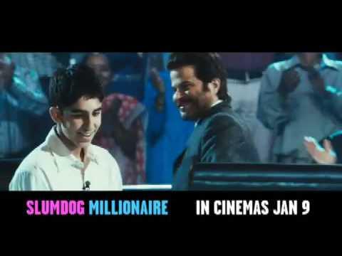 SLUMDOG MILLIONAIRE - Official Trailer - In UK Cinemas Now