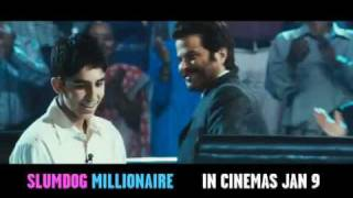 SLUMDOG MILLIONAIRE - Official Trailer - In UK Cinemas Now
