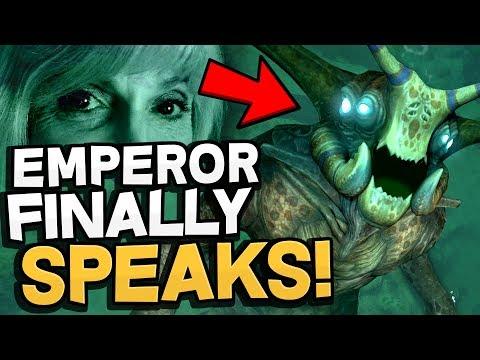 Subnautica  SEA EMPEROR'S VOICE IN GAME! Sea Emperor Speaks to Player! Subnautica Gameplay