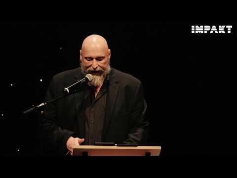 Impakt Festival 2017 - Keynote WARREN ELLIS: MYTH & THE RIVER OF TIME. HQ