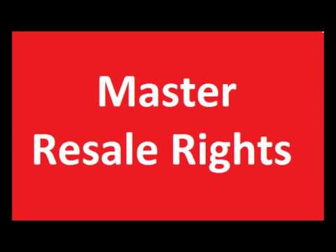 MMR Master Resell Rights the best Master Resale Rights Digital Products