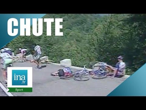 Chute mortelle de Casartelli Tour de France 1995 | Archive INA