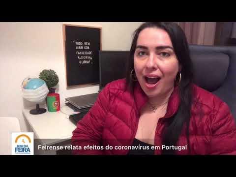 Feirense relata efeitos do coronavírus em Portugal