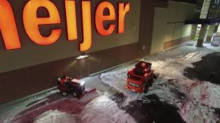 Spring Cleanup at New Meijer Store Sheboygan