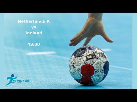 Netherlands A - Iceland