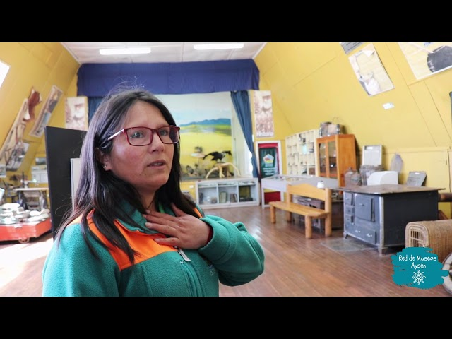 Nuevo Museo de los Pioneros, Balmaceda