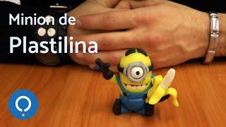 Manualidades de plastilina (Minion) - How to do a Minion with plasticine (1/3)