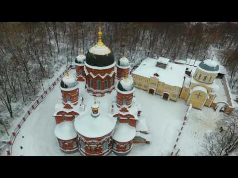 г.Пенза - Церкви и Храмы (1 часть) - Phantom 4