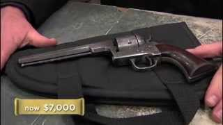 Pawn Stars:  D-Moore pistol - Owned by a black officer in the Civil war?