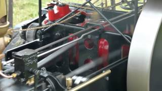 "Steam Traction World 4"" Scale Burrell Road Loco - Steam Whistle and Siren quick demo"