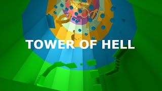 [ROBLOX] Playing Tower of Hell 😨{almost raged}