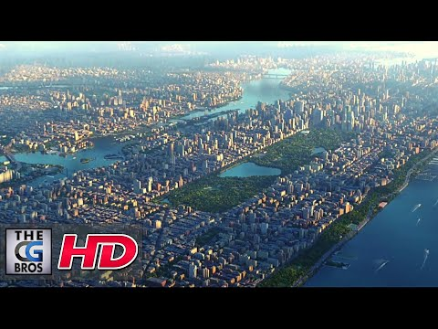 "CGI & VFX Breakdowns: ""New York City"" - by Seunghee Seo | TheCGBros"