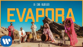 Iza, Ciara And Major Lazer - Evapora