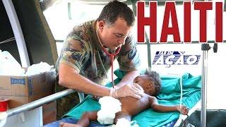 FAB em Ação - Militares da FAB no Haiti