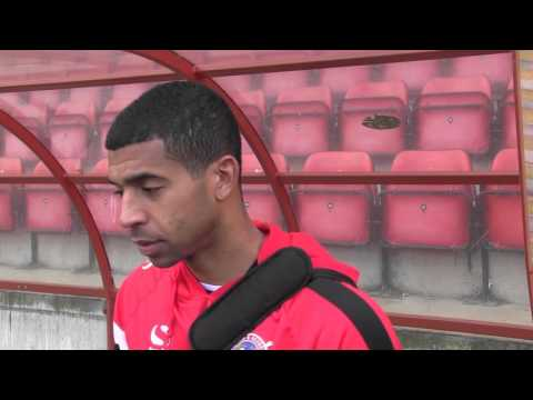 Post Match Reaction: Joss Labadie on the Orient game
