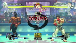 w51s-desu [El Fuerte] Vs ke_law [Ryu] SSF4 AE 2012 Japanese Matches - PSN