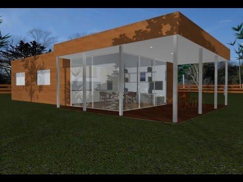 Los sims 3 construyendo casa moderna youtube for Casa moderna los sims 3