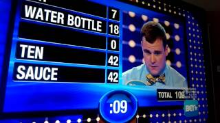 Family feud caught cheating