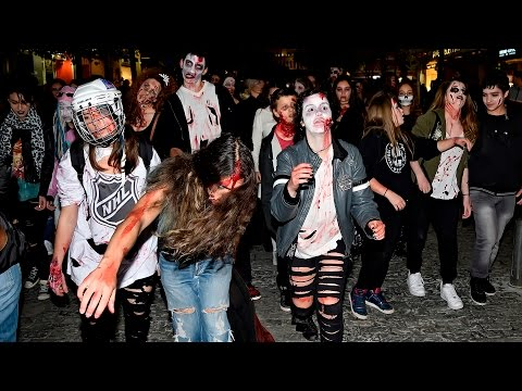 [Event] 80s Zombie Thriller Walk & Party 2016 (Athens / Greece / 12.03.2016)
