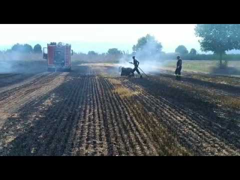 Cuneodice.it - Incendio a San chiaffredo di Busca