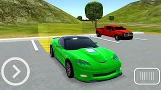 Driving School 3D Simulator Android Gameplay #4 screenshot 5