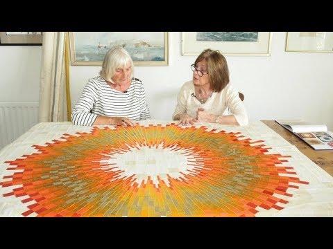 Meet Janet Harker - Textile Artist.