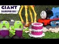Funny Funlings Fun Giant Animal Surprise | Learn animals with Thomas The Tank Engine TT4U