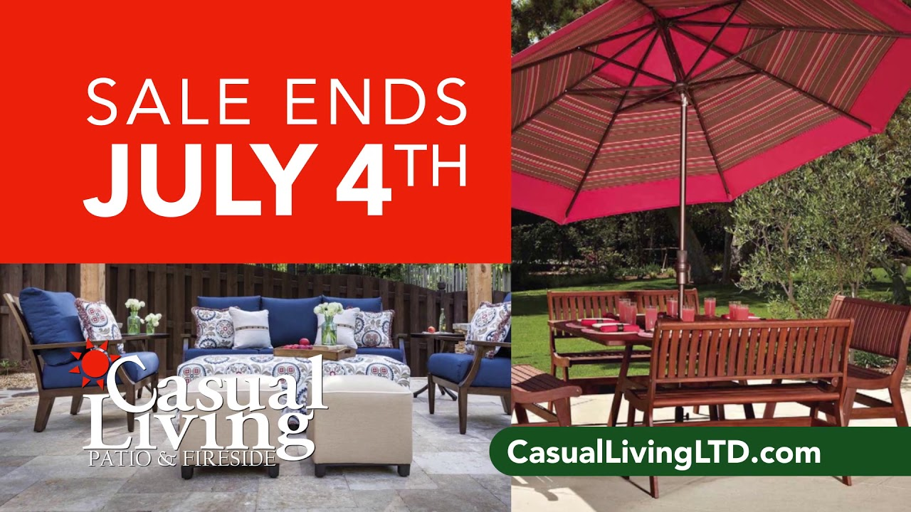 Delicieux Casual Living Plano Closing Sale