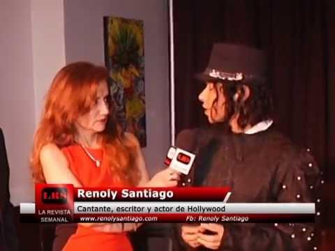 Renoly Santiago La Revista Semanal Progama 06-07-14 Parte 3