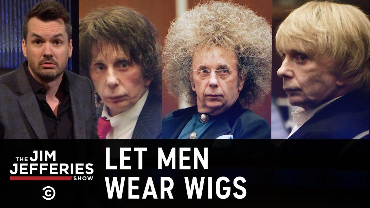 Straight Men Deserve Wigs, Too
