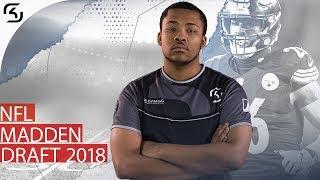 SK NFL Madden Draft 2018