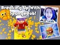 SPONGEBOB! | Roblox Escape Obby Roleplay