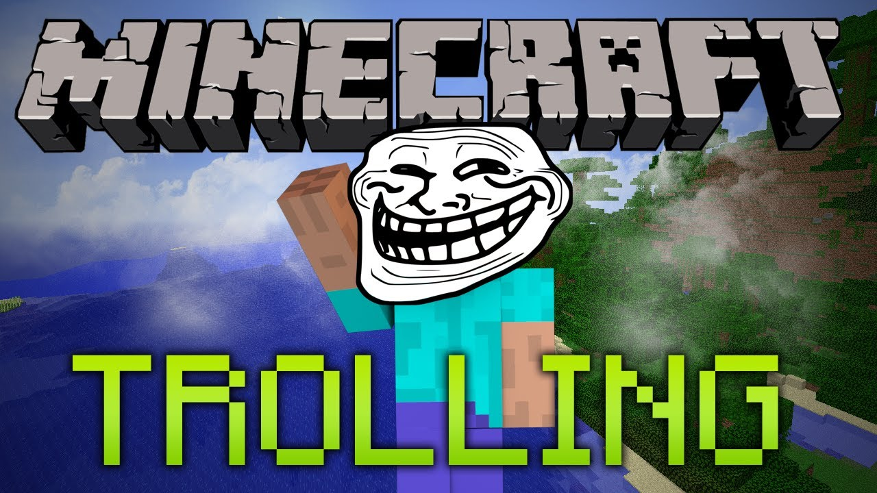 Minecraft Trolling - YouTube