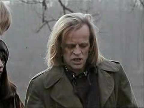 Klaus Kinski rastet aus bei einem Interview