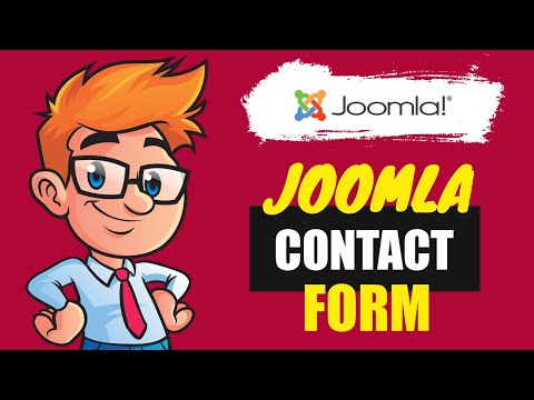 How To Create Lightweight #Joomla Contact Form - JD Simple Contact Form