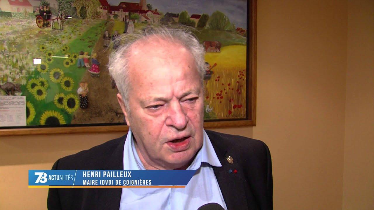 Vie locale : le dernier conseil municipal d'Henri Pailleux