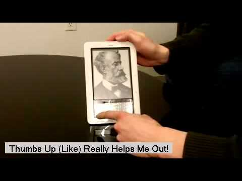 Barnes & Noble Nook - Hands-On Review *@AWESOME@*