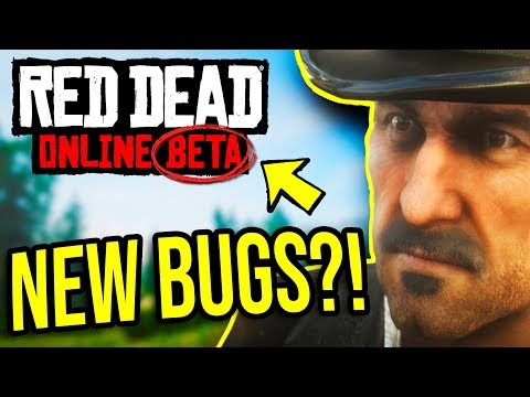 Today's NON Update Added NEW Bugs to Red Dead Online..