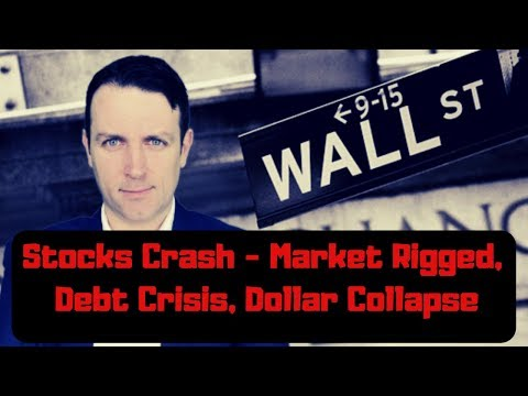 Stock Market Crash and Economic Collapse News – How to Invest?