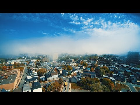 Saint John, New Brunswick & Surrounding Area - AERIAL DRONE VIDEO -